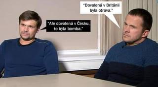 Чеський гумор.