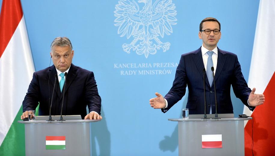Польское руководство обвинили в работе на Россию