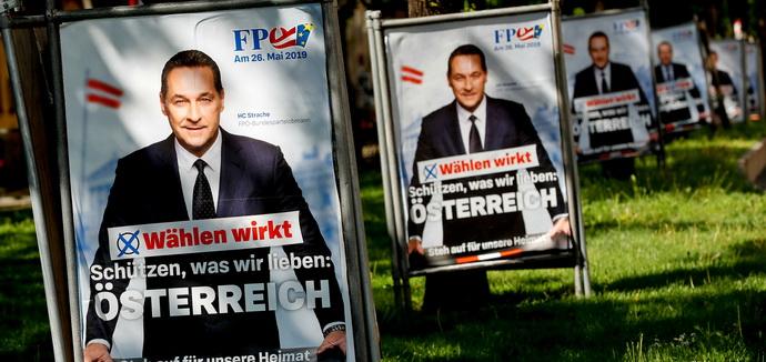 Как Фирташ с россиянкой разгромили ультраправых Австрии