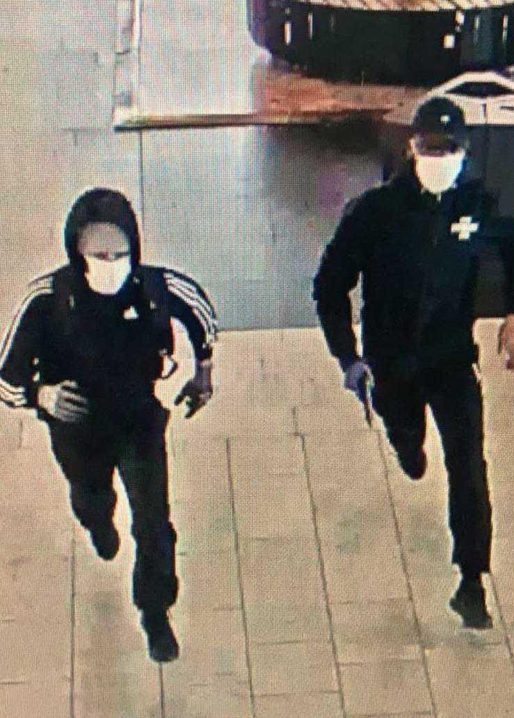 Шведські ЗМІ оприлюднили фото нападників