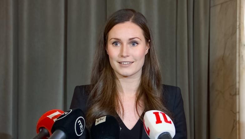 Санна Марін