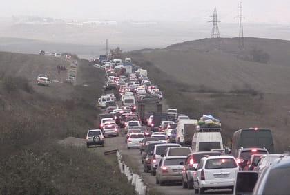 Евакуація мешканців Карабаху минулими вихідними