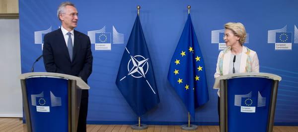 Україна не має обирати між ЄС та НАТО. Реформи наближають нас до обох союзів