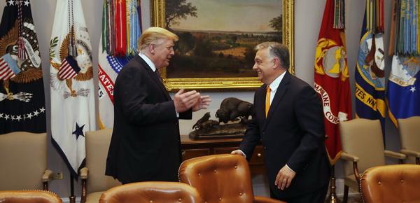 Орбан налагодив особистий контакт із Трампом - в тому числі використавши українське питання