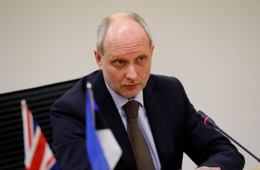 Новым послом ЕС в Украине станет эстонский дипломат Матти Маазикас