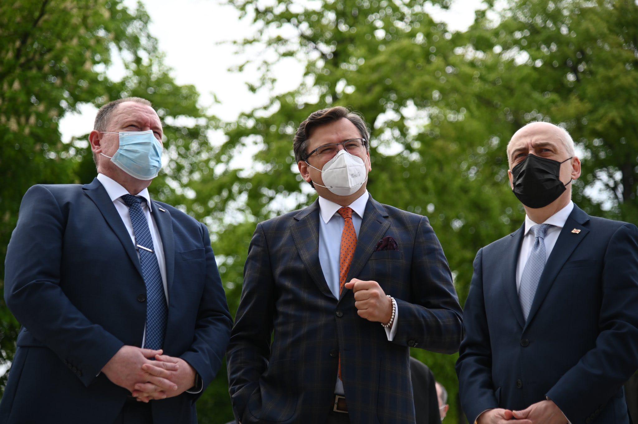 Молдова, Украина и Грузия создали «Ассоциированное трио»