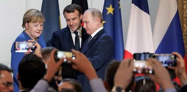 Путін, який звик до лідерства у переговорах щодо Донбасу, втратив його