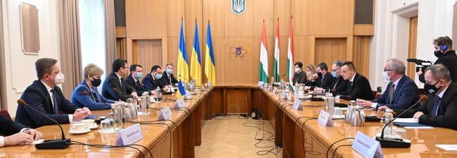 переговори у Києві