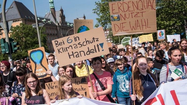 Демонстрація у Гамбурзі
