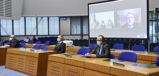 Рішення ЄСПЛ оголосили у майже пустій залі, в