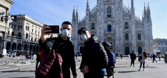 Італія в полоні коронавірусу: як виник і як зупиняють спалах ...