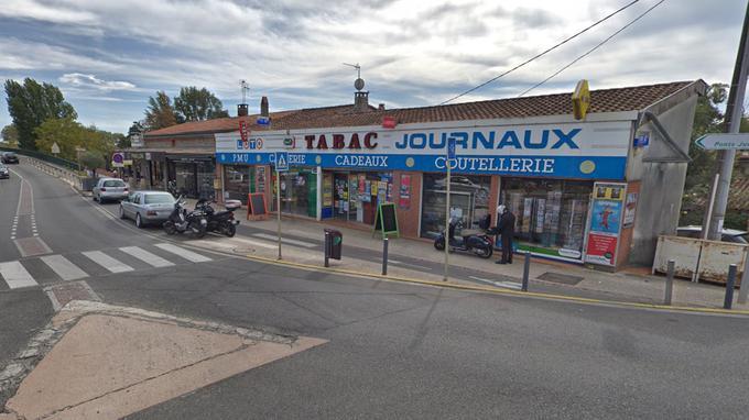 Магазин, в якому захопили заручників