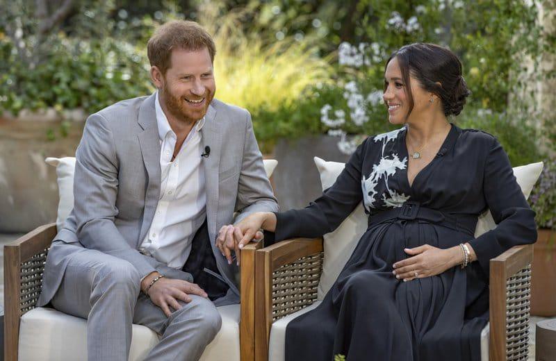 Букингемский дворец созвал срочное совещание из-за скандального интервью Гарри и Меган | Европейская правда